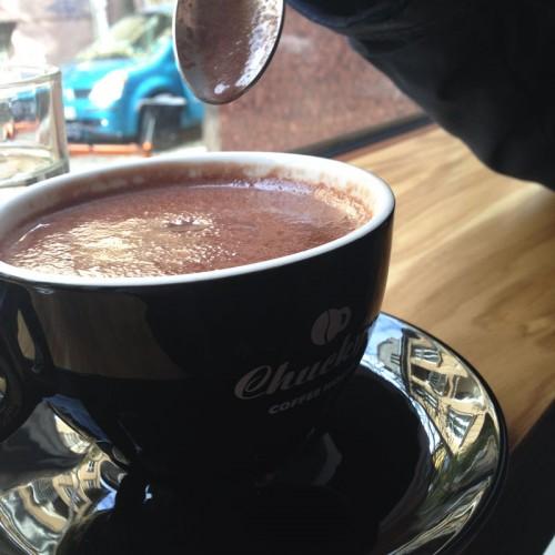 Кафе в Chucky's