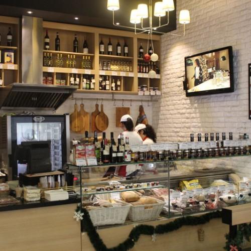 Кроасани, багетини и сандвичи в Ciccione